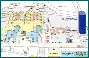 ステーションコンファレンス東京 サピアタワー6F